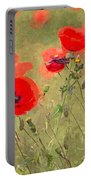 Poppies Viii Portable Battery Charger