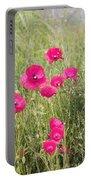 Poppy Blush Portable Battery Charger