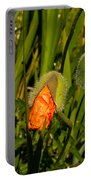 Poppy Emergence Portable Battery Charger