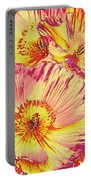 Poppy Extravaganza Portable Battery Charger