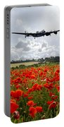 Poppy Fly Past Portable Battery Charger