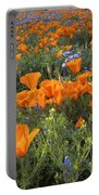 Poppy Perfection Portable Battery Charger