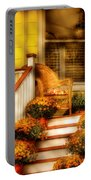Porch - In The Light Of Autumn Portable Battery Charger