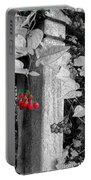 Porch Post Berries Color Punch Portable Battery Charger