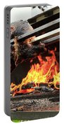 Pork Grilled Portable Battery Charger