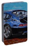 Porsche 911 Turbo  Portable Battery Charger