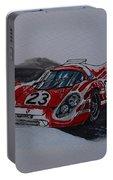 Porsche 917  Portable Battery Charger