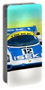 Porsche 956c - 118 Portable Battery Charger