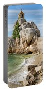 Port Blanc Pevenan Brittany France Portable Battery Charger
