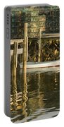 Port Clyde Maine Small Boat And Harbor Portable Battery Charger