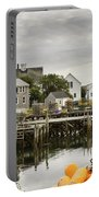 Port Clyde On The Coast Of Maine Portable Battery Charger