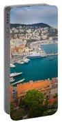 Port Du Nice Portable Battery Charger