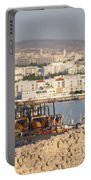 Port Of Agadir Morocco Portable Battery Charger