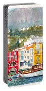 Port Of Capri Portable Battery Charger