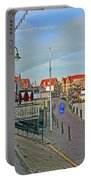 Port Of Volendam Portable Battery Charger