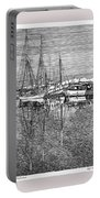 Reflections Of Port Orchard Washington Portable Battery Charger