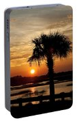 Port Royal Sunset Portable Battery Charger