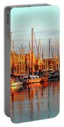Port Vell - Barcelona Portable Battery Charger
