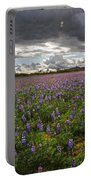 Porter Ranch Wildflowers   Portable Battery Charger
