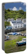 Porthleven Harbor - Low Tide Portable Battery Charger
