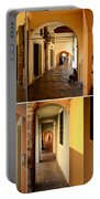 Porticos Of Padua No 2 Portable Battery Charger