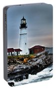 Portland Head Lighthouse 1 Portable Battery Charger