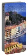 Porto Stefano In Italy Portable Battery Charger