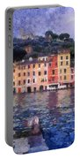 Portofino In Italy Portable Battery Charger