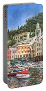 Portofino Italy Portable Battery Charger
