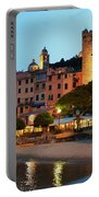 Portovenere At Night Portable Battery Charger