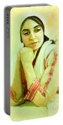 Portrait - Daydream   Portable Battery Charger