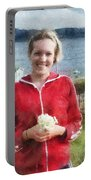 Portrait In Newfoundland Portable Battery Charger