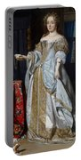 Portrait Of A Lady Portable Battery Charger