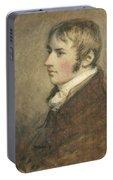 Portrait Of John Constable Aged Twenty Portable Battery Charger