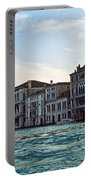 Portrait Of Venice Portable Battery Charger