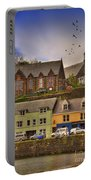 Portree. Isle Of Skye. Scotland Portable Battery Charger