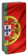 Portuguese Flag Portable Battery Charger