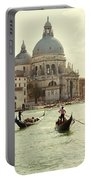 Postcard From Venice Portable Battery Charger