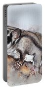 Possum Cute Sugar Glider Portable Battery Charger