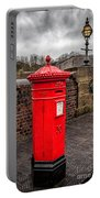Post Box Portable Battery Charger