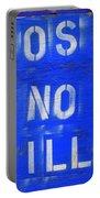 Post No Bills Portable Battery Charger