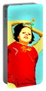 Poster Girl 2 Portable Battery Charger