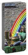 Pot Of Gold Portable Battery Charger