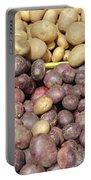 Potato Variety Display Portable Battery Charger