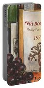 Pouilly Fume 1975 Portable Battery Charger