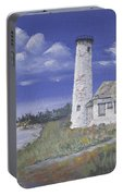 Poverty Island Lighthouse Portable Battery Charger