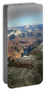 Powder Coated Canyon Portable Battery Charger