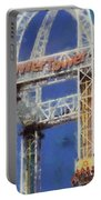 Power Tower Cedar Point Portable Battery Charger