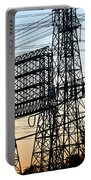 Power Tower Lines Portable Battery Charger