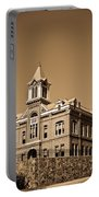 Powhatan Court House Sepia 5 Portable Battery Charger